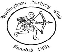 Warlingham Archery Club Surrey CR6 9PB Plain Logo
