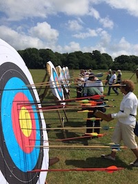 Warlingham Archery Club Surrey CR6 9PB Scoring Arrows